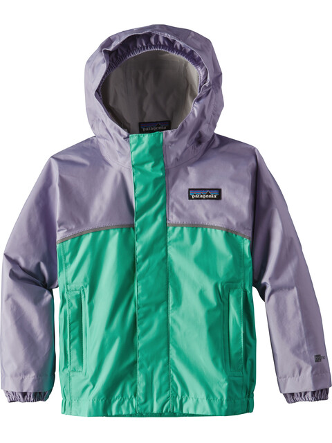 Patagonia Baby Torrentshell Jacket Galah Green